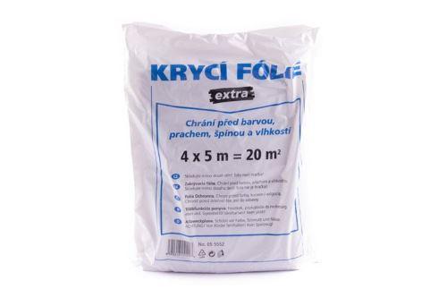 Folie mikro 30my 4x5m