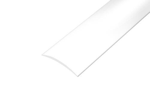 AP4 přechodová lišta samolepící ACARA, hliník komaxit bílá, 30 mm, 2,6 m