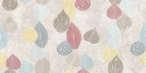 Obklad URBANATURE dekor urban leaves 1 50x100 cm, 3 mm