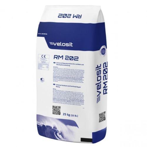VELOSIT RM 202 opravná malta na stěny a stropy šedá, 25 kg