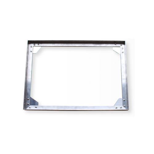 ACARA profil k rohoži, hliník, v/15 mm, síla materiálu: 2 mm