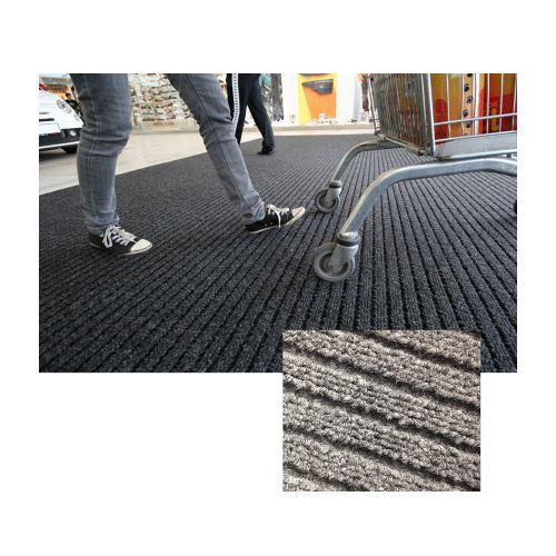 ARCOS rohož kobercová šedá, 17 mm, 2 m