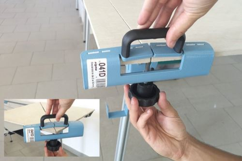SIGMA univerzální rozdělovač pro rýhované dlaždice 0>30mm