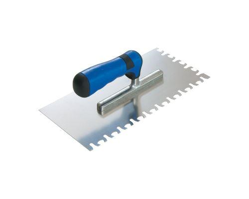 SIGMA hladítko na lepidlo s měkkou anatomickou rukojetí, nerez, 13 cm, 28 cm, 30 ks