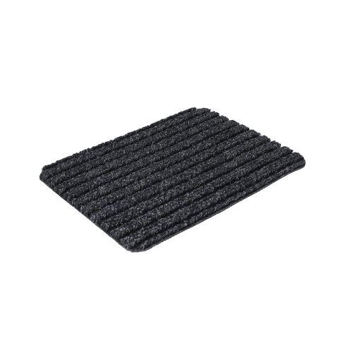 CAPRI rohož kobercová černá, 10 mm, 1 m