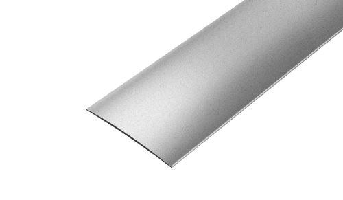 AP16 přechodová lišta samolepící ACARA, hliník elox stříbro, 18 mm, 2,7 m