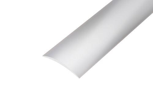 AP4 přechodová lišta samolepící ACARA, hliník elox stříbro, 30 mm, 2,7 m
