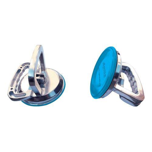 SIGMA přísavka silná fixace, také pro hrubé materiály, hliník, průměr: 120 mm