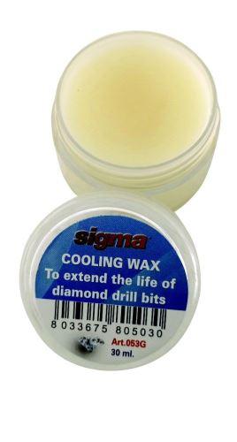 SIGMA chladicí vosk na údržbu diamantových frézek, 30 ml